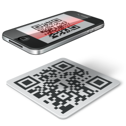 QR code & Business Card
