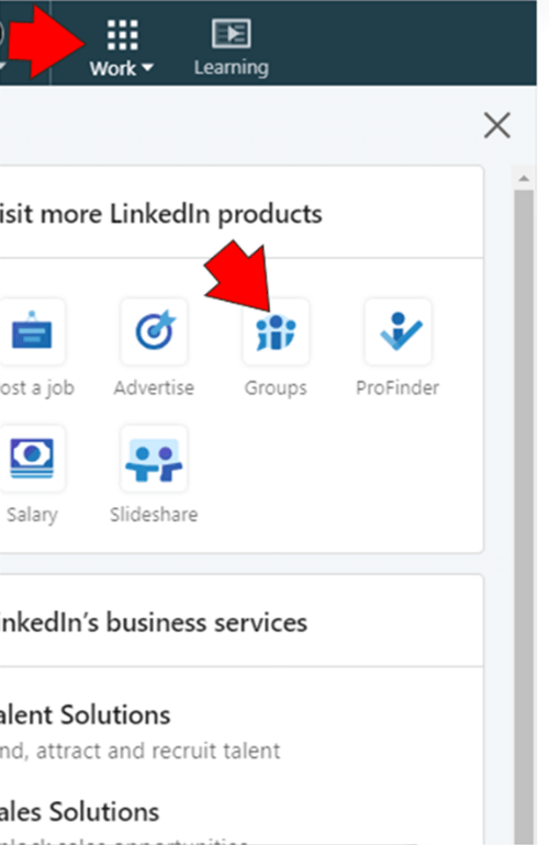 How to Find LinkedIn Groups to Follow