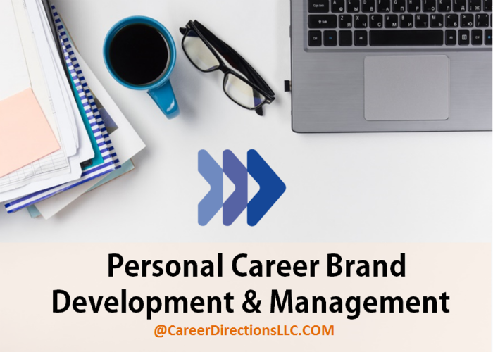 We help you identify & leverage your personal career brand