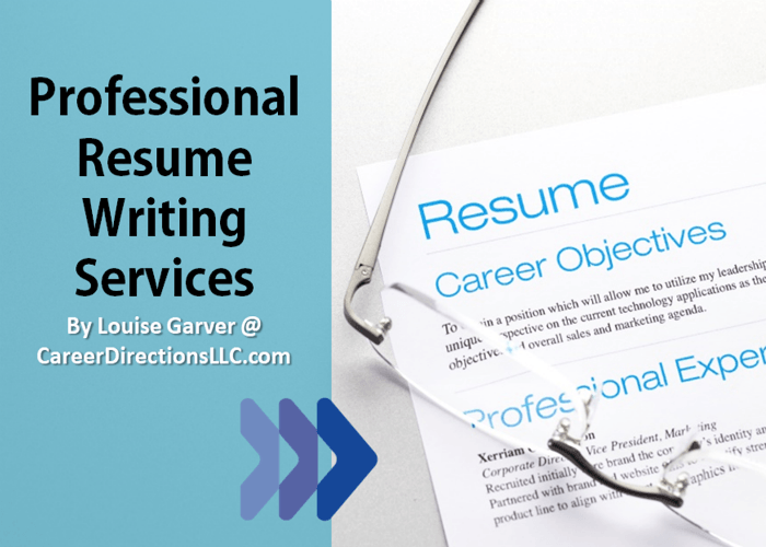 Resume Writing Service For Executives