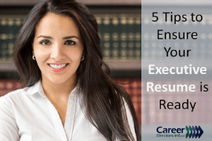 Updating Your Resume Before The Next Calendar Year